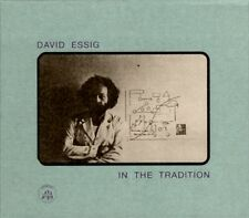 David Essig - In The Tradition RARE OOP Canadian Folk Original Import CD (Mint!)