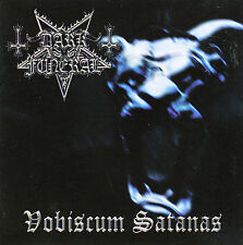 Vobiscum Satanas  [Remaster] by Dark Funeral (CD, Jun-2007, Regain Records (UK))