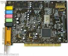 Creative Labs Sound Blaster Live! CT4830 PCI Sound Card - Great for Gaming