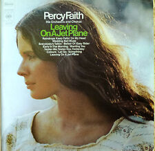 Percy Faith - Leaving on a Jet Plane - LP - washed - cleaned - L2084