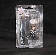 Final Fantasy X 2 Paine Cell Phone Strap Mini Figure Charm Toy Square Enix