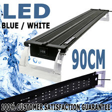 Beamswork Aquarium Fish Tank LED Light 30W White Blue Moonlight 10,000K 90cm 3FT