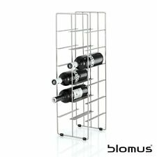 Blomus Pilaire Stainless Steel Wine Bottle Rack - 12 Bottles