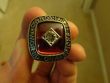 St. Louis Cardinals 1982 World Series Championship Replica Ring