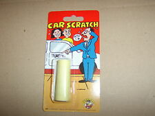Car Scratch Sticker. Great Classic Joke Trick.Free post to UK addresses only.