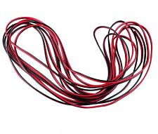 20Ga 25 Red/Black Hookup Wire 12V DC Vehicle New Gift