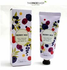 [THE FACE SHOP] Berry Mix Hand Cream 60ml Daily Perfumed Korean Cosmetics