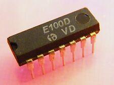 10x E100D Quad 2-Input NAND-Gate (=8400)