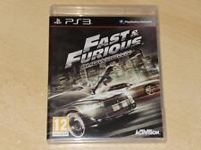 Fast & Furious Showdown PS3 Playstation 3