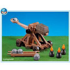 Playmobil Rome Réf 7700 Catapulte Romaine avec Feu, Accessoires Romains, Romain