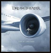 Dream Theater: Live at Luna Park [3 cds + Blu-ray (NEW, small punch hole)Reduced