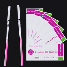 25 x WIDTH OVULATION URINE STRIPS TEST KITS ULTRA SENSITIVE LH/FERTILITY