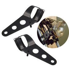 Scheinwerfer Halter Lampenhalter 34mm-46mm Für Honda Suzuki Harley Universal