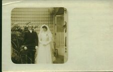 Photo ancienne mariage 1940