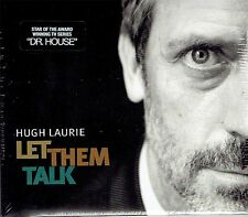 CD - HUGH LAURIE - Let Them Talk