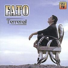 NEW/Sealed CD Terrenal by Fato (Mariachi)