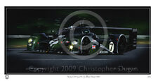 BENTLEY SPEED 8 SP8 LE MANS TOM KRISTENSEN 2003 NEW PAINTING PRINT CHRIS DUGAN +