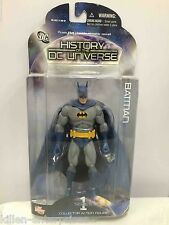 History of the DC Universe Series 1 Batman Figure DC Direct 2009