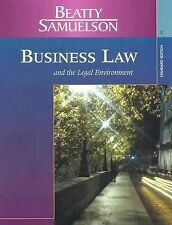 Business Law and the Legal Environment, Standard Edition, Jeffrey F. Beatty, Sus