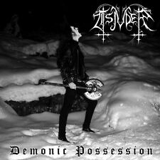 Tsjuder - Demonic Possession CD 2005 reissue black metal Norway
