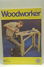 Woodworker Magazine. April, 1977. Volume 81, number 1001. Classic Woodcarving.