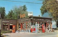 Ye Country Store Washington St in Keen New Hampshire Vintage Postcard L825