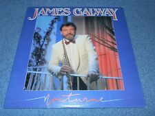 JAMES GALAWAY - NOCTURNE - VINYL LP RECORD ARL1-4810 - 1983 RCA RECORDS