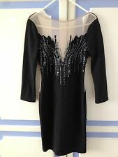 Absolutely Stunning Lipsy Dress with Naked Back, size UK8 - BNWT - RRP £65