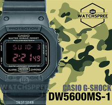 Casio G-Shock Military Series Watch DW5600MS-1D