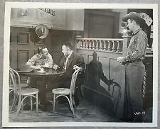 Photo originale LE SALAIRE DU DIABLE Man in the shadow ORSON WELLES Jack Arnold