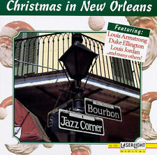 Christmas in New Orleans [Laserlight] by Various Artists (CD, Oct-1996, Laserlig