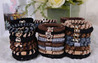 5Pcs Lady Thick Endless Snag Free Hair Elastics Bobbles Bands Ponios Hairband