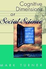 Cognitive Dimensions of Social Science (Psychology)-ExLibrary