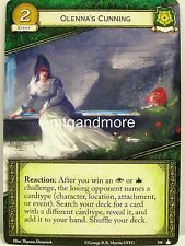 A Game of Thrones 2.0 LCG - 1x passeggiare's Cunning #196 - base Set-second edition