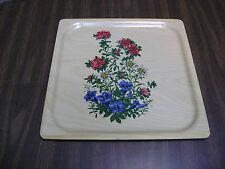 Vintage Swiss Made Serving Tray Platter PLATEX REUGE STE-CROIX