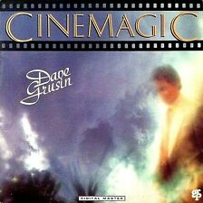 "DAVE GRUSIN ""CINEMAGIC"" PREMIUM QUALITY USED LP (NM/VG+)"