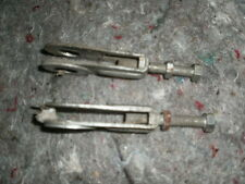 1993 Kawasaki 500 ex 500EX rear chain adjusters
