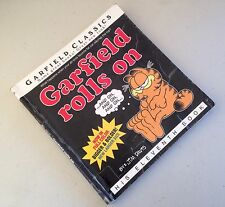 Garfield Rolls On by Jim Davis Now In Full Color His 11th Classics Book