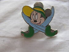 Disney Trading Pins 1978 Minnie - Two Crossed Swords, by Sedesma from Spain