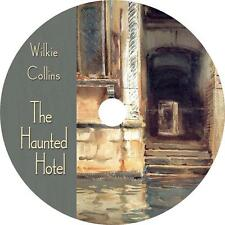 The Haunted Hotel, Mystery of Modern Venice Wilkie Collins Audiobook 6 Audio CDs