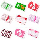 Charm 50pcs Lovely Style Party Supply Or Jewelry Display 152*90mm Plastic Bags