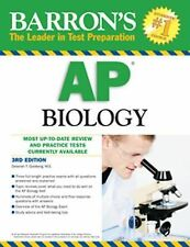 Barron's AP Biology, Goldberg M.S., Deborah T., Good Book