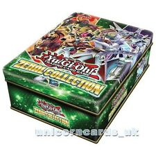 2013 Zexal YuGiOh! Collection Tin -  Brand New and Sealed! Inc 14 Holo Cards!