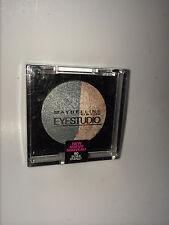 Maybelline Eyestudio Eyeshadow 90 Silver Starlet