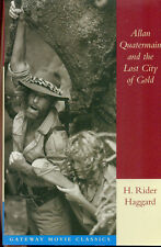 ALLAN QUATERMAIN & THE LOST CITY OF GOLD by H. Rider Haggard (1999) Gateway TPB