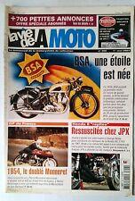 LVM - La Vie de la Moto n°358; 1/5/2004; BSA/ Honda 6 Réplica/ Gp de France
