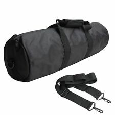 """New 25"""" 65cm Black Padded Light Stand Tripod Carry Carrying Bag Case With Strap"""