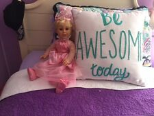 "18"" Princess Aurora Doll w/Tiara (Tea Party) at Disney's Grand Floridian Resort"