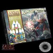 The Army Painter BNIB Warpaints Kings of War Undead paint set APWP8016