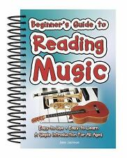 Beginner's Guide to Reading Music: Easy-to-use, Easy-to-carry, a Simple Introduc